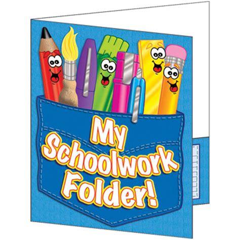 Fun folder homework ideas
